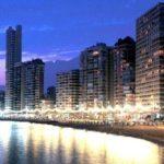Город Бенидорм – испанский Манхеттен.